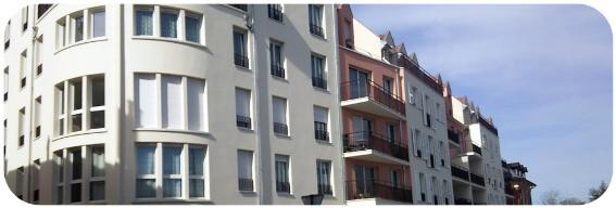 immeuble du cabinet de podologie rue philisbourg BRUNOY